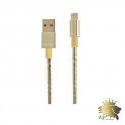 کابل تبديل USB به لايتنينگ تسکو مدل TC 66 به طول 1 متر