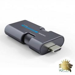 افزایش طول HDMI برد 50 متر توسط کابل Cat6برند LenKeng مدل LKV372Mini