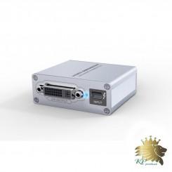 تبدیل تاندربولت به HDMI/VGA/DVI برند lenkeng مدل LKV178