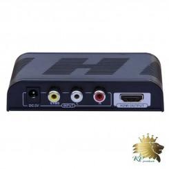 تبدیل AV به HDMI برند lenkeng مدل LKV363Mini