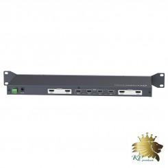 ماتریکس سوئیچ 4 در 4 HDMI سه بعدی lenkeng مدل LKV414