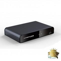 افزایش طول  HDMI برروی شبکه با فناوری HDbitT با HDMI loop-out برند lenkeng مدل LKV383PRO