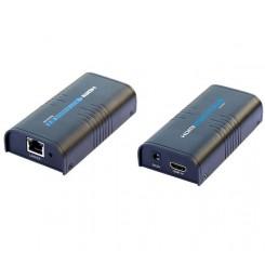 مبدل افزاش طول HDMI تحت LAN تا 120 متر بافو