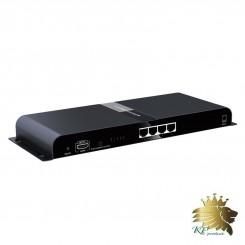 اسپیلیتر / افزایش طول بر روی LKV314-HDbitT 1X4 HDMI CAT6