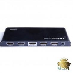 اسپیلیتر LKV314EDID 1x4 HDMI