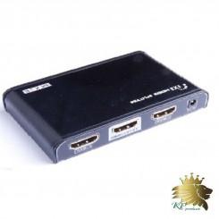 اسپیلیتر  LKV312EDID 1x2 HDMI