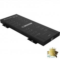 اسپیلیتر HDMI LKV316A 4K x 2K با قابلیت نصب بر روی دیوار  کاملا 3D  و  4K x 2K واقعی