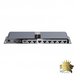 اکستندر /اسپیلیتر LKV718PRO 1×8 HDMI