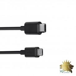 کابل شارژر موبایل و تبلت type-c بافو