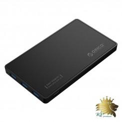 قاب اکسترنال هارددیسک 2.5 اینچی USB 3.0 اوریکو مدل 2588H3 به همراه هاب