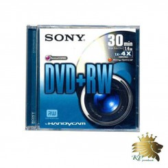 Mini DVD Sony ریرایتیبل