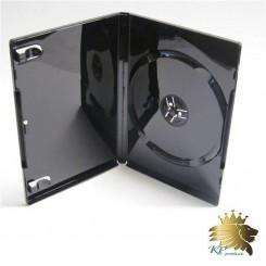 قاب DVD تک عددی سایمون 14 میل مشکی  براق