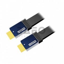 کابل HDMI فلت  2 متری بافو