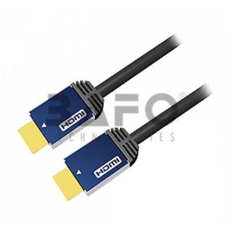 کابل HDMI با سر فلزی 2 متری بافو
