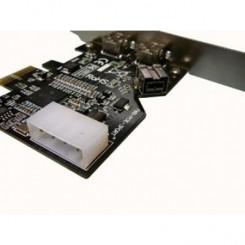 کارت کپچر 1394 B - PCI EXPRESS با چیپست تگزاس