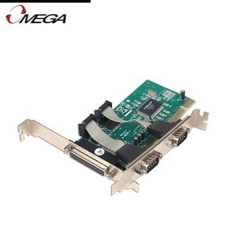 کارت PCI  سریال و پارالل مدل امگا