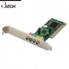 کارت صدا PCI چهار کاناله امگا