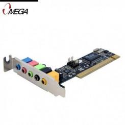 کارت صدا PCI پنج کاناله امگا