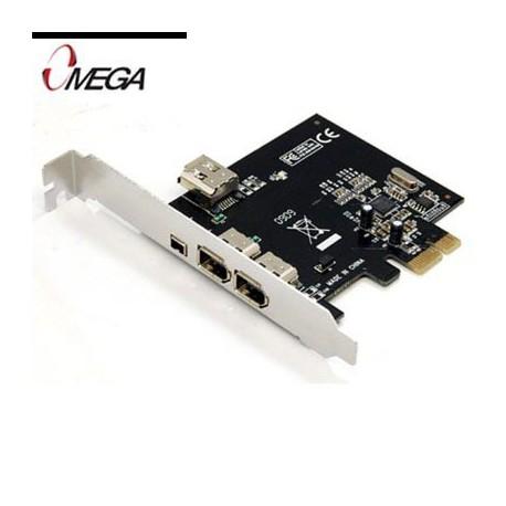 کارت 1394 PCI EXPRESS  امگا