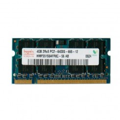 RAM Laptop  DDR2 4.0 GB BUS 800