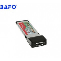 کارت تبدیل PCMCIA به eSATA بافو