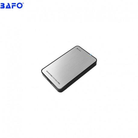 باکس هارد لپ تاپی TYPE-C الومینیومی مدل بافو