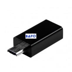 مبدل میکرو USB 5 pin به 11pin بافو