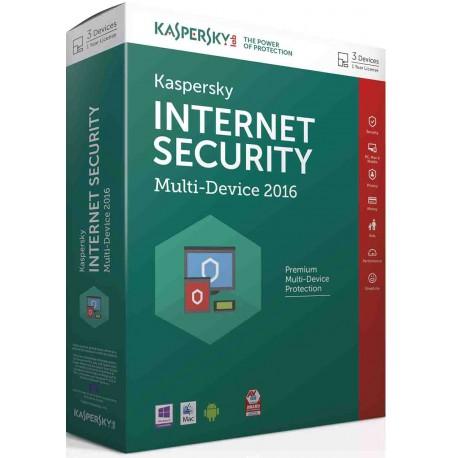 آنتی ویروس Kaspersky Internet Security 2016 - 2PC ایران سافت