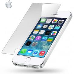محافظ صفحه نمایش آیفون 5/5S ضدضربه| اسکرین گارد |iPhone 5/5S/SE  Glass Screen Protector