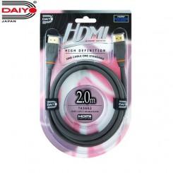 کابل HDMI 2 متری Daiyo