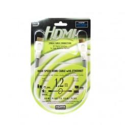 کابل HDMI 1.2 متر Daiyo  3D 4K