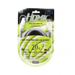کابل HDMI دو متری  Daiyo 3D 4K
