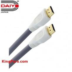 کابل HDMI بیست متری Daiyo 3D 4K