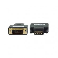 تبدیل DVI نر به HDMI مادگی مدل فرانت