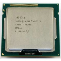Intel Core i7-3770 tray