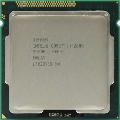 Intel Core i7-2600 tray