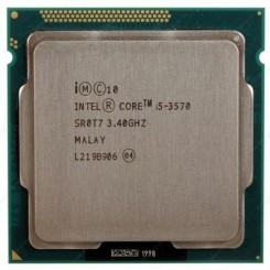 Intel Core i5-3570 tray