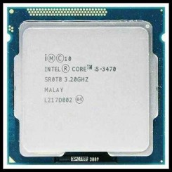 Intel Core i5-3470 tray