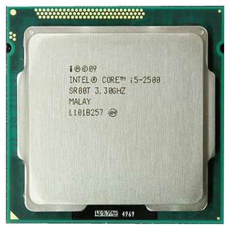 Intel Core i5-2500 tray
