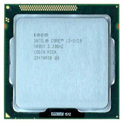سی پی یو اینتل CPU Intel Core i3 2120