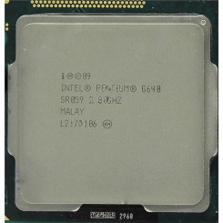 سی پی یو اینتل CPU Intel G640