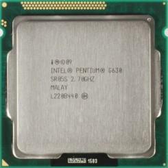 سی پی یو اینتل CPU Intel G630