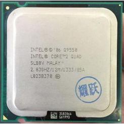 سی پی یو اینتل  Intel Core 2 Quad Q9550 Tray