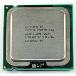 سی پی یو اینتل Intel Core 2 Duo E6320 Tray