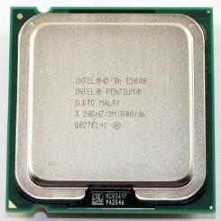 سی پی یو اینتل Intel  E5800 Tray