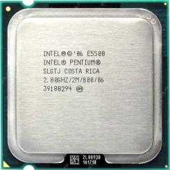 سی پی یو اینتل Intel E5500 Tray