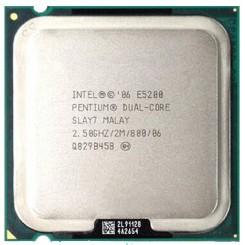 سی پی یو اینتل Intel E5200 Tray