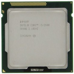 Intel Core i5-2400 tray