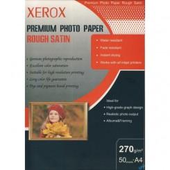 کاغذ فتوگلاسه گلاسه ابریشمی زیراکس A4 270g