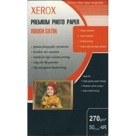 کاغذ فتوگلاسه ابریشمی زیراکس 270 گرمی A6